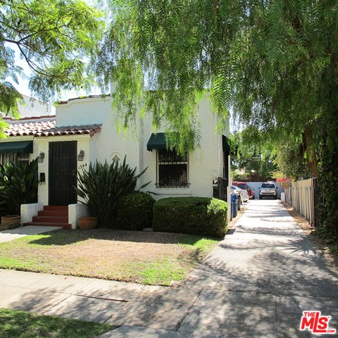 1344 S Cloverdale Ave, Los Angeles, CA 90019