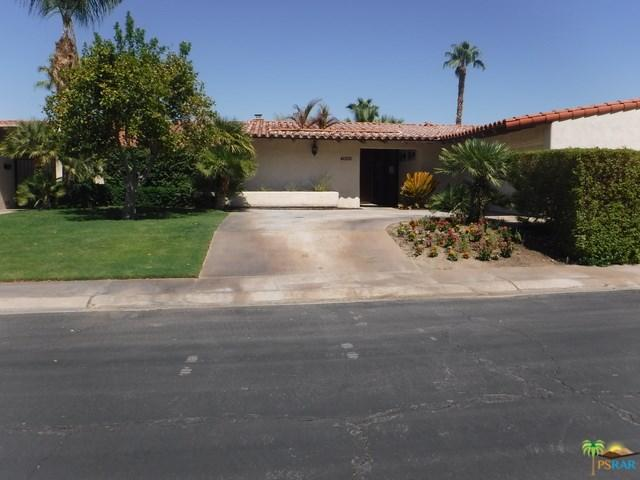 40200 Via Valencia, Rancho Mirage, CA 92270