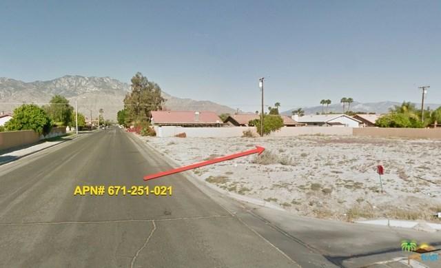 0 Corner Of Baristo Road And Avenida Ximino, Cathedral City, CA 92234