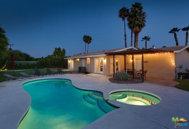 2730 E San Angelo Rd, Palm Springs, CA 92262