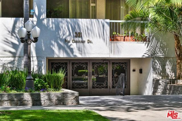 321 N Oakhurst Dr #201, Beverly Hills, CA 90210