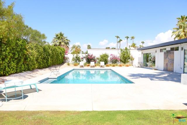 2257 N Carillo Road, Palm Springs, CA 92262