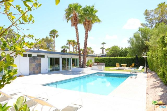 2257 N Carillo Rd, Palm Springs, CA 92262