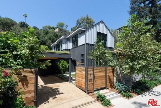 461 W Rustic Rd, Santa Monica, CA 90402