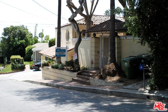 1549 N Doheny Drive, Los Angeles, CA 90069
