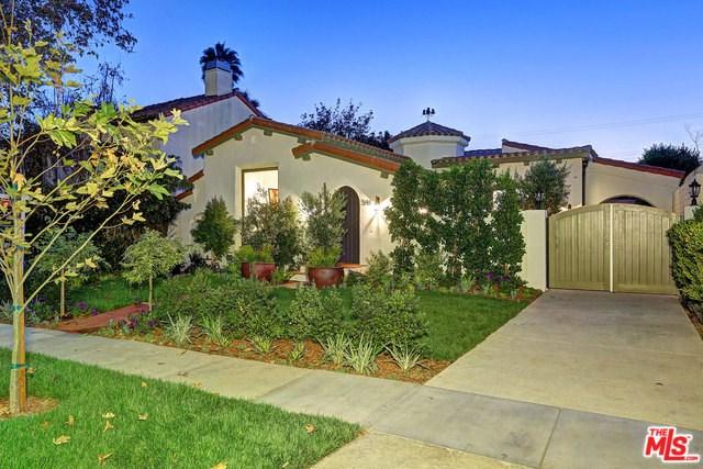 541 N Edinburgh Avenue, Los Angeles, CA 90048