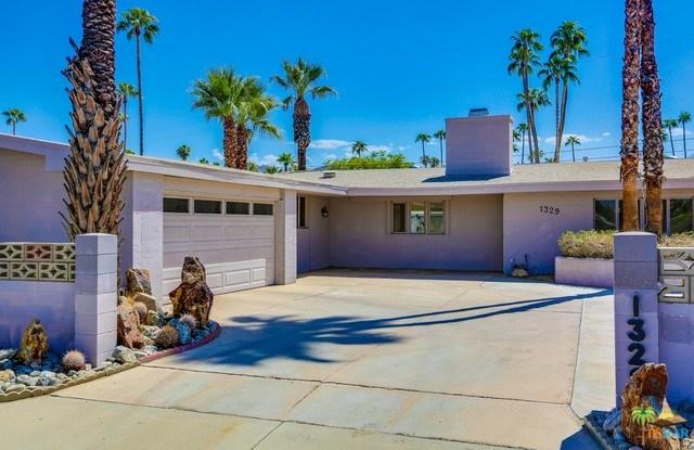 1329 S Riverside Dr, Palm Springs, CA 92264