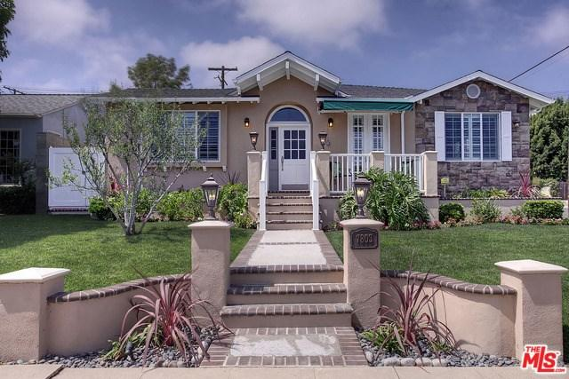 7803 Naylor Ave, Westchester, CA 90045