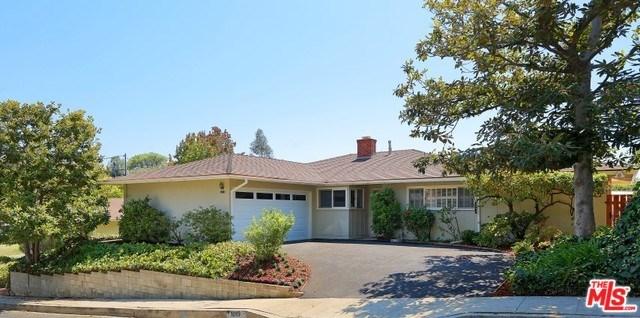 1019 Las Pulgas Road, Pacific Palisades, CA 90272