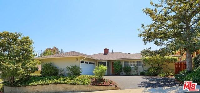 1019 Las Pulgas Rd, Pacific Palisades, CA 90272