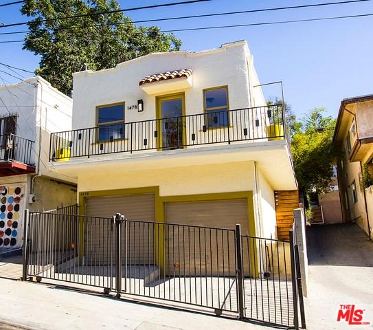 1478 Wallace Avenue, Los Angeles, CA 90026