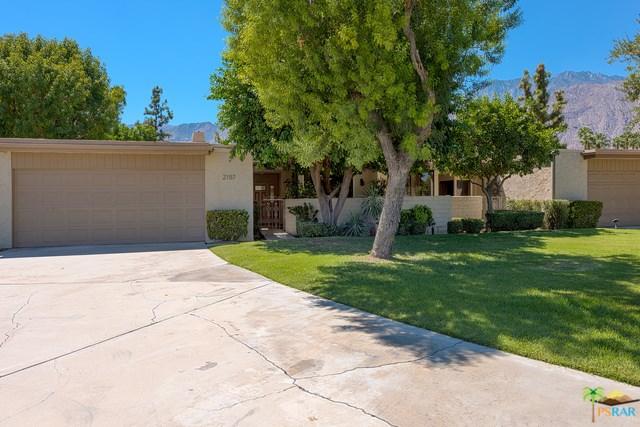 2157 Casitas Way, Palm Springs, CA 92264