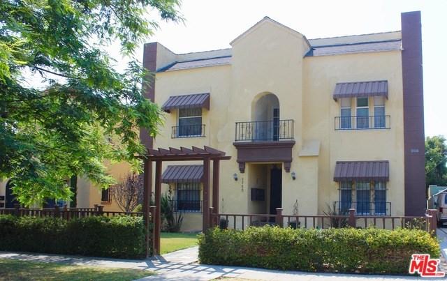 1755 Hauser Boulevard, Los Angeles, CA 90019