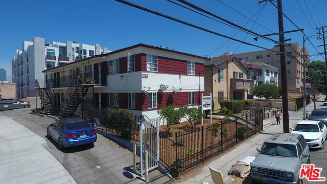 2743 James M Wood, Los Angeles, CA 90006