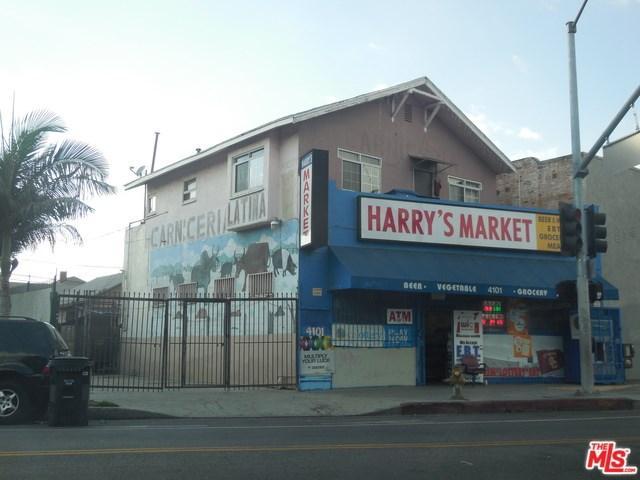 4101 S San Pedro St, Los Angeles, CA 90011