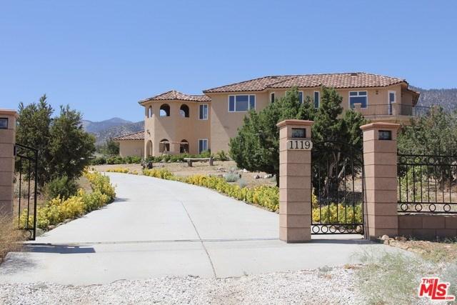 1119 Tamarack Road, Pinon Hills, CA 92372
