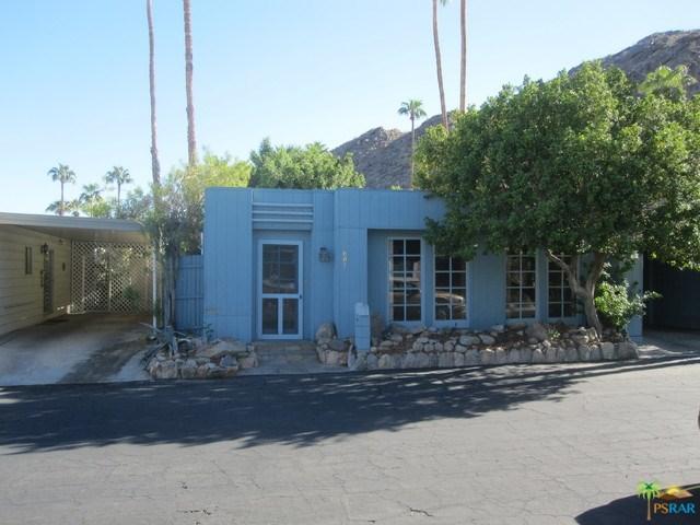607 Cameo Dr, Palm Springs, CA 92264