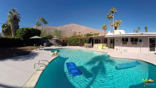 281 E Ocotillo Ave, Palm Springs, CA 92264