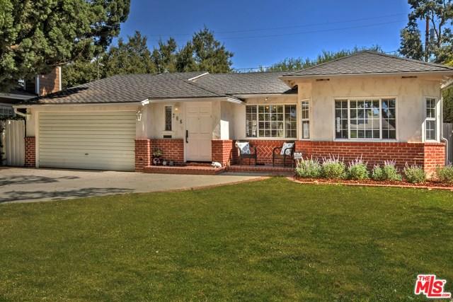 706 N Valley Street, Burbank, CA 91505