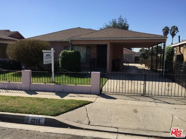 1214 W 130th St, Compton, CA 90222