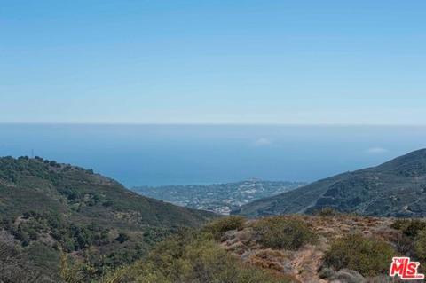 0 Ramera Mountainway, Malibu, CA 90265