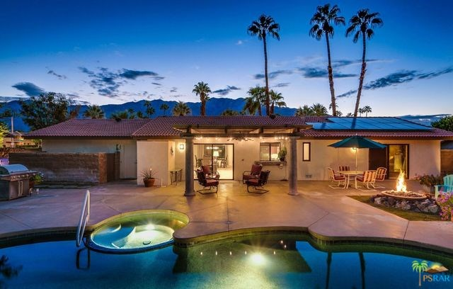 1660 S Beverly Dr, Palm Springs, CA 92264