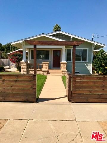 14911 N Van Buren Avenue, Gardena, CA 90247