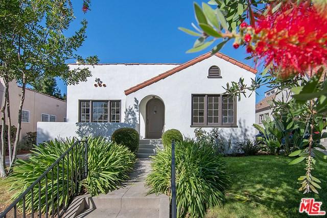 621 N Mansfield Ave, Los Angeles, CA 90036