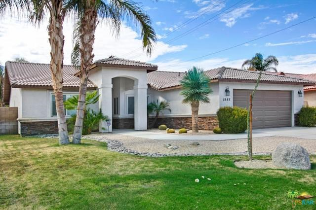 1985 Marguerite St, Palm Springs, CA 92264