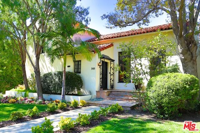 305 S El Camino Drive, Beverly Hills, CA 90212