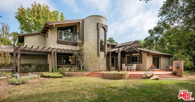 2536 Foothill Rd, Santa Barbara, CA 93105