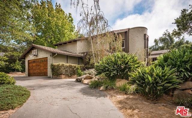 2536 Foothill Road, Santa Barbara, CA 93105