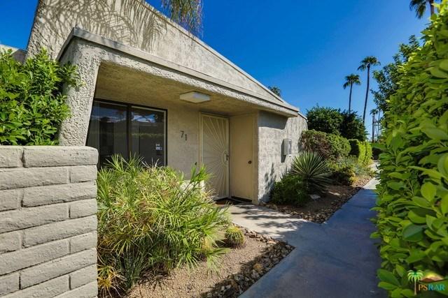 1111 E Ramon Road #71, Palm Springs, CA 92264