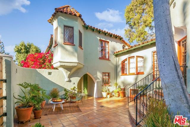 2466 Moreno Drive, Los Angeles, CA 90039