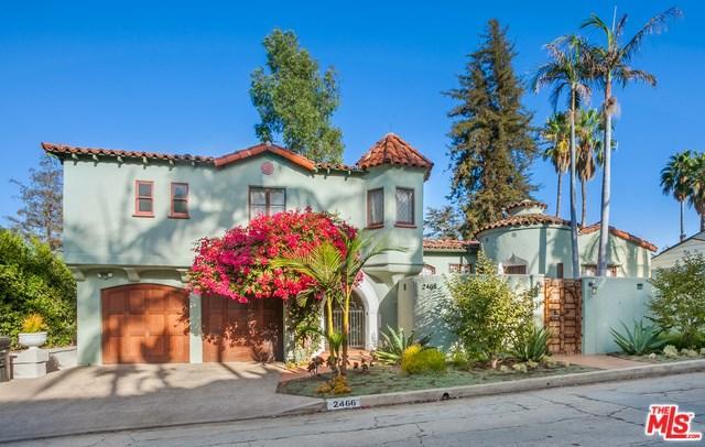 2466 Moreno Dr, Los Angeles, CA 90039