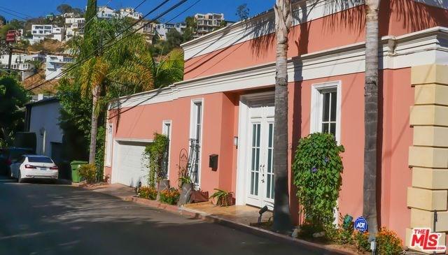 8428 Carlton Way, Los Angeles, CA 90069