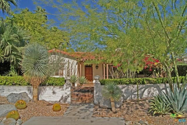 134 E Palo Verde Ave, Palm Springs, CA 92264