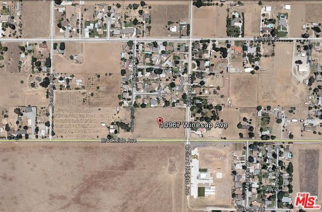 10967 Winesap Ave, Cherry Valley, CA 92223