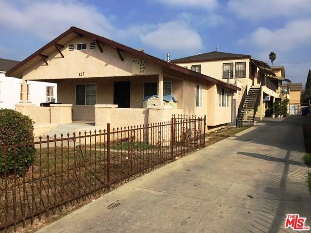 837 W 85th St, Los Angeles, CA 90044