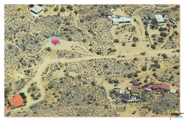 0 Cheechaco Trl, Yucca Valley, CA 92284