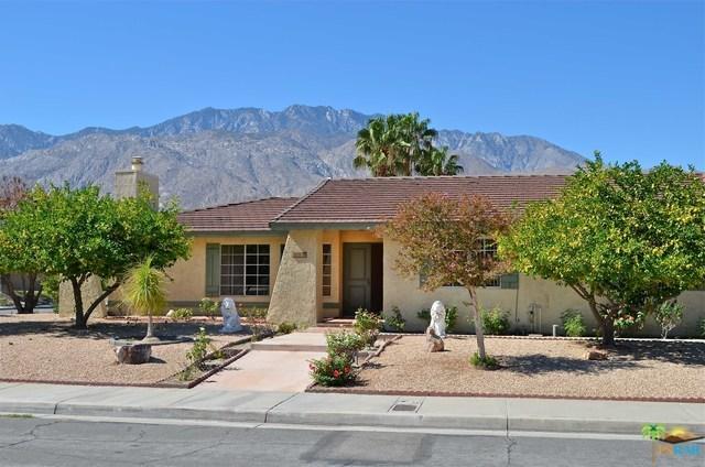 909 N Camino Condor, Palm Springs, CA 92262
