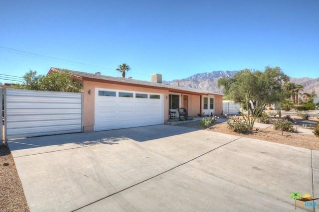 2105 E Del Lago Road, Palm Springs, CA 92262