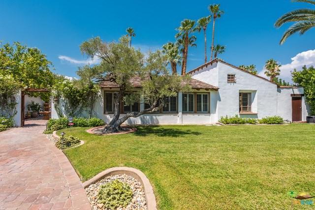 232 Camino Del Sur, Palm Springs, CA 92262