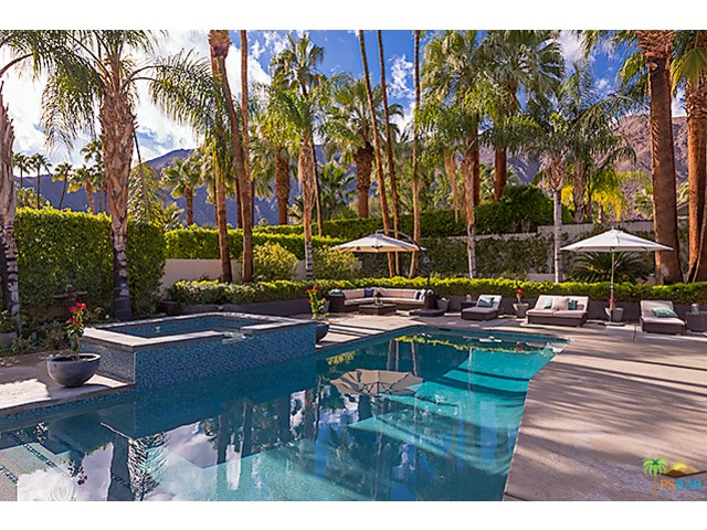 1233 N Via Monte, Palm Springs, CA