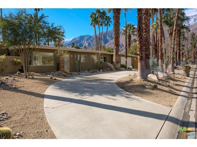 1115 E Deepwell Rd, Palm Springs, CA