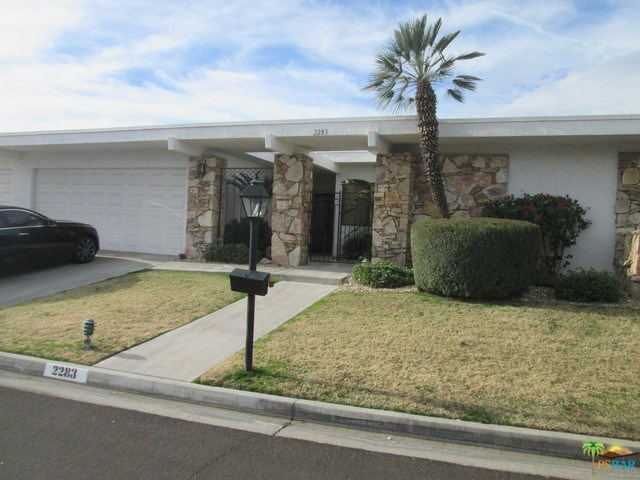 2283 S Madrona Dr, Palm Springs, CA