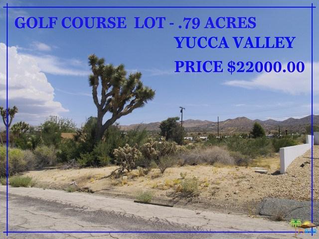 54925 Benecia Trl, Yucca Valley, CA 92284