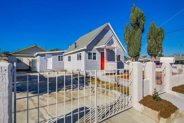 204 S Gregory, San Diego, CA 92113
