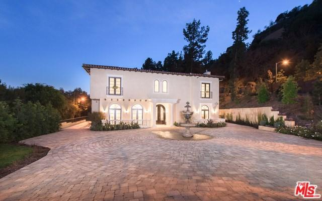 1296 Monte Cielo Dr, Beverly Hills, CA 90210