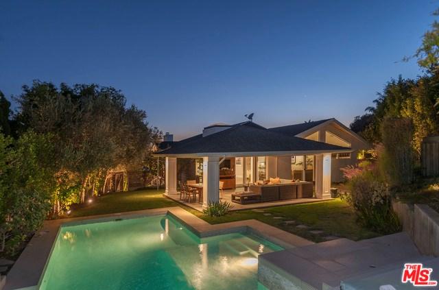 16621 Linda Terrace, Pacific Palisades, CA 90272